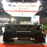 Stampante della tessile della cinghia di Xuli 1.8m direttamente alla stampante di DTG della stampante dell'indumento per quattro la testa di Epson 5113