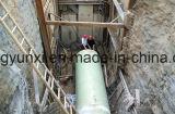 FRP oder GRP Sand-Rohr mit Stoßverbindung oder Zapfen und Bell-Verbindung