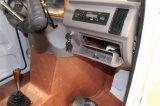 250cc Cargpの閉じる三輪車、白い貨物、新式の2017熱い販売法