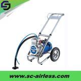 Portable pared Airless eléctrico de alta presión de la máquina de pintura en Spray para la venta SC3390