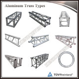 De Bundel van de Driehoek van de Buis van de Verlichting van de Spon van de Legering van het aluminium voor Gebeurtenis