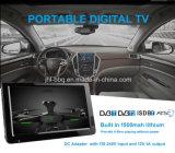 10.1 pouces TV analogique TV numérique Portable Multimedia TV Affichage LED couleur TFT HDMI et VGA, d'entrée de la télévision analogique, TVN+VTTtouten1TV