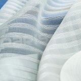 Cortina completa do Voile contínuo de linho elegante novo do algodão (18F0100)