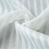 Nova elegante roupa de algodão em voile sólida cortina pura (18F0100)