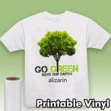 Papel oscuro de traspaso térmico del Eco-Solvente de la alta calidad para la camiseta