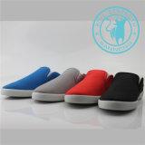 L'usura facile della tela di canapa dei pattini degli uomini calza le calzature (SNC-011301)