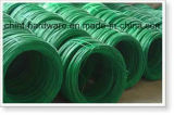 Dingzhouの供給PVC上塗を施してある鉄Wire/PVCの上塗を施してある鋼鉄結合ワイヤー