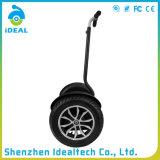 Mini Rad-elektrischer Roller der Aluminiumlegierung-2