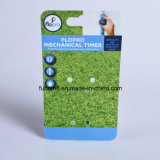Customzied Imprimé en plastique PP / PVC / Pet Display Hang Emballage Tag