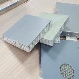 3003의 합금 외부와 실내 벽 (HR47)를 위한 알루미늄 벌집 샌드위치 위원회