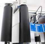 Maquinaria de empacotamento Mt-50 do Labeler da máquina de etiquetas do frasco redondo