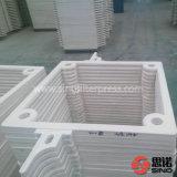 Pers de van uitstekende kwaliteit van de Hydraulische Filter van de Plaat en van het Frame