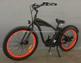 """ハンマー26の""""大人のための500W強力な脂肪質のタイヤの電気バイク"""