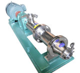 위생 스테인리스 나선식 펌프 위생 진보적인 구멍 펌프