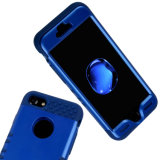 iPhone 7のための1つのハイブリッド3部分の2層の擁護者保護[頑丈な]耐震性完全ボディ低下の抵抗の贅沢なケースカバーに付き3つ4.7インチ