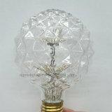 Фантазии дизайн ананас 3W Starry светодиодного освещения электрический лампу E27