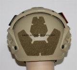 기체 Kelvar 방탄 Nij Iiia 9mm 탄도 헬멧