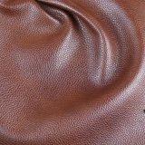 La fábrica de la venta al por mayor durable de la tapicería de cuero de imitación para Muebles (# 800)