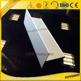 Extrusion manufacturée de fente de l'aluminium T d'aluminium professionnel