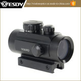Tactique de 1x30 Red Green Dot Sight portée W/10mm -20 mm