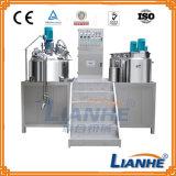 Mezclador de emulsión poner crema del vacío de la máquina
