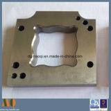 Peça feita à máquina EDM do fio do metal que pressiona a parte (MQ174)