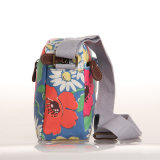 (99032-4) Wasserdichtes Belüftung-Segeltuchhirtenblumentote-Beutel-Handtasche