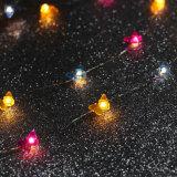 Lumière décorative en gros de la forme DEL de guindineau