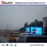 Coche P5/P6/P8/P10/pared/visualización video de los carros LED para la publicidad móvil, acontecimiento, alquiler