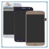 Экран касания LCD мобильного телефона для запасных частей агрегата цифрователя экрана касания индикации галактики J2 J210 J210f LCD Samsung полных