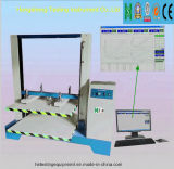 Машина для испытания на сжатие коробки управлением компьютера