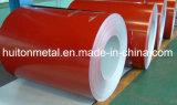 Galvanizado revestido de cor/bobina de aço Galvalume (PPGI &PPGL)