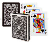 Kundenspezifischer Druck, der Spielkarte-Schürhaken für Förderung bekanntmacht