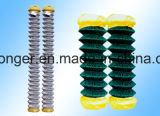 Kurbelgehäuse-Belüftung beschichtete Kettenlink-Eisen-Maschendraht/galvanisierte Draht-Filetarbeit