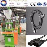 Modelação por injeção automática do cabo do USB do plástico que faz a máquina para o iPhone