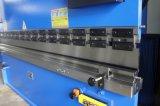 Precio de la maquinaria de la rotura de la prensa hidráulica de Wf67y, doblador automático del metal