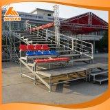 Sistema d'acciaio esterno della disposizione dei posti a sedere di Porformance
