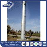 Customized prefabricados / Prefab luz torre de acero para muchos usos