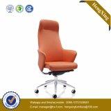 Высокий задний регулируемый 0Nисполнительный кожаный стул офиса (HX-AC069)