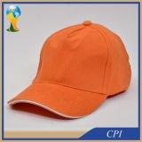 良質の習慣6のパネルのロゴのないブランク野球帽
