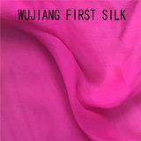 Tela de seda del Crepe de la arruga, tela de seda de Ggt de la arruga, tela de seda de Georgette de la arruga