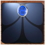 New Arrival Bluetooth 4.0 Verre trempé Digital Health Body Scale