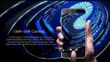 標準的なOukitel U7の最大携帯電話5.5のインチHDスクリーンMtk6580Aのクォードのコア1g RAM 8g ROM 8MPのカメラのアンドロイド6.0 3G WCDMAの電話スマートな電話灰色