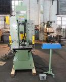 C-Type sola columna de perforación de la máquina de precisión Made in China
