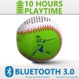 La bola del golfo de forma inalámbrica portátil de altavoces estéreo Bluetooth de Bass