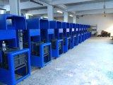 máquina de molde plástica semiautomática do sopro do frasco do animal de estimação de 4 cavidades 2000bph