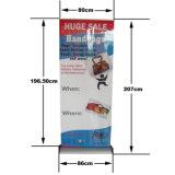 Gráfico de fácil cambio de publicidad Roll up Stand (SR-09).