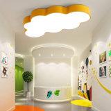 Lâmpada creativa moderna do teto do diodo emissor de luz da lâmpada das crianças do diodo emissor de luz do estilo dos desenhos animados
