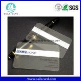 플라스틱 투명한 PVC 카드를 인쇄하는 Cr80 Cmyk