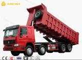 Sinotruk HOWO 6X4/8X4の頑丈なダンプトラック